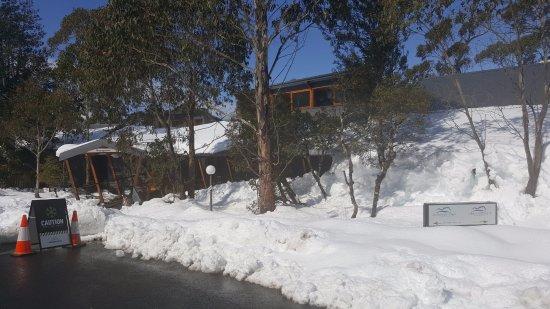 Cradle Mountain Wilderness Village Bild