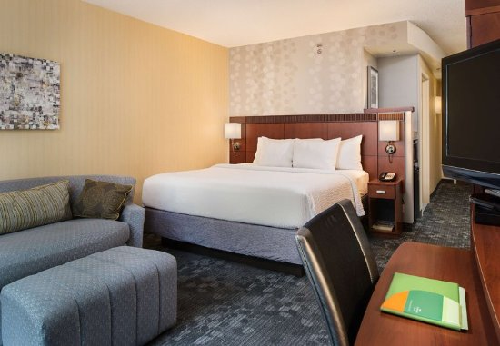 Lebanon, NH: King Guest Room