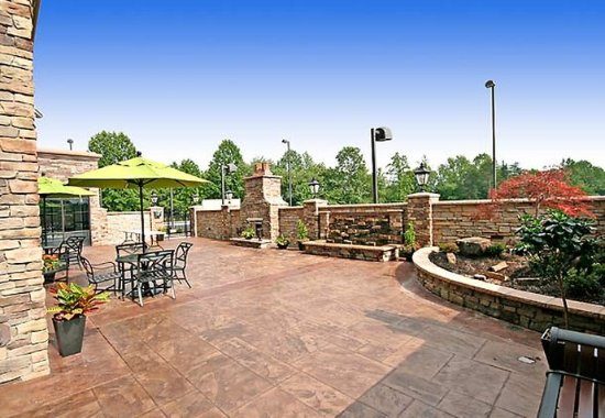 Elkin, Carolina del Norte: Outdoor Patio
