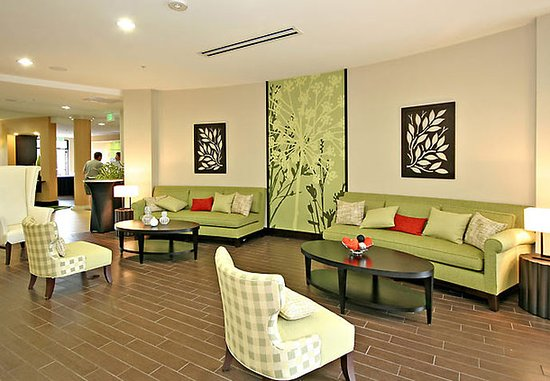 Elkin, Carolina del Norte: Lobby Seating Area