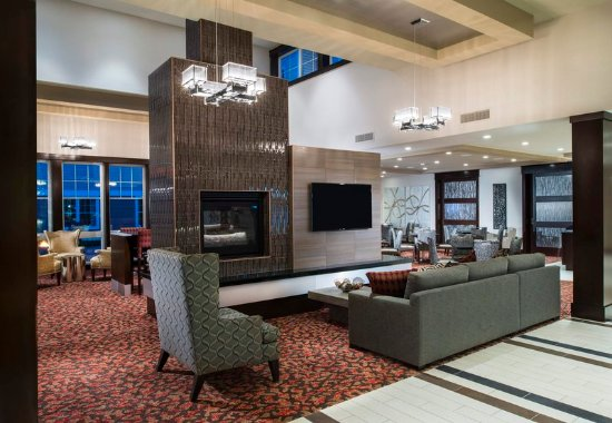 Orangeburg, État de New York : Lobby Seating Area