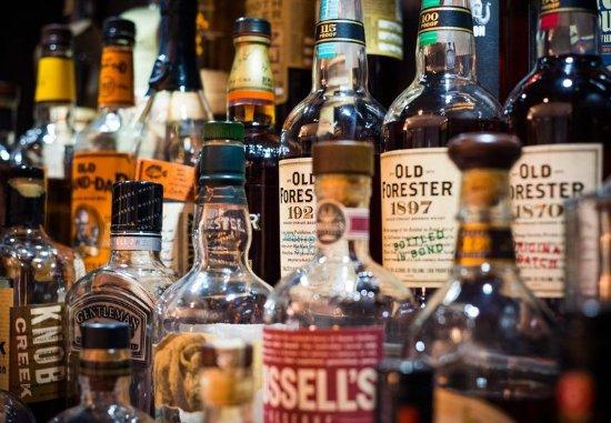Morgantown, WV: Bourbon Prime - Bourbon Selection