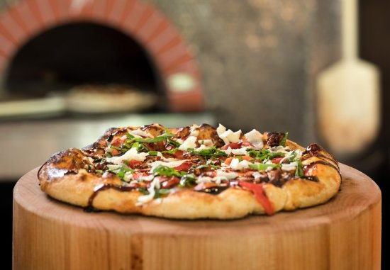 Morgantown, WV: Bourbon Prime - Pizza