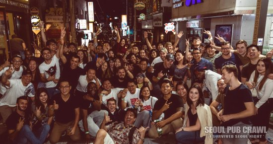 Seoul Gone Wild