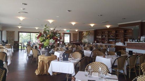 Cambridge, Australia: Dining room