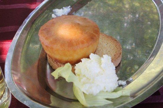 Prcanj, Montenegro: Sobremesa deliciosa