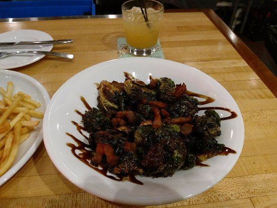 Westbrook, ME: Delicious Brussel Sprouts