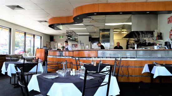 Caboolture, Australia: Open kitchen and nice wetup