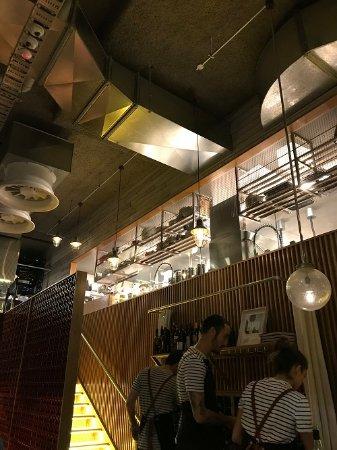 Newport, Australia: Upstairs kitchen