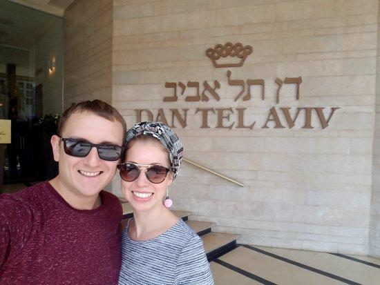 Dan Tel Aviv Hotel: 20170915_122756_large.jpg
