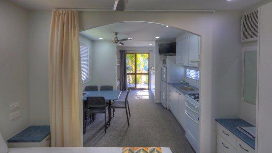 Alexandra Headland, Australia: Queen Ensuite Cabin