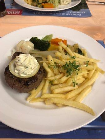 Lupfig, Schweiz: Rinderfilet zum halben Preis