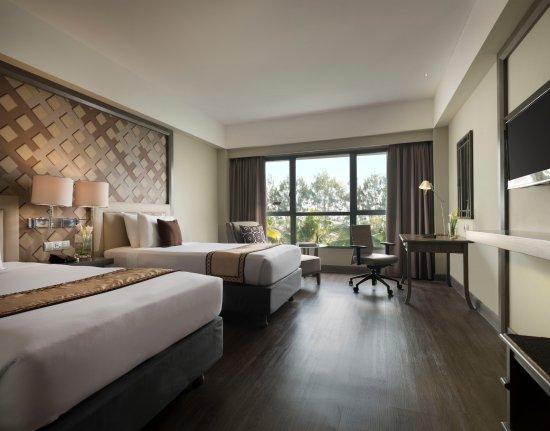 Melia Purosani: Deluxe Room Twin Bed