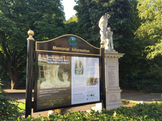 Matlock Bath War Memorial
