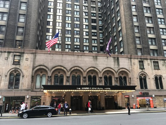 Official Site of The Park West Hotel | Central Park West NYC
