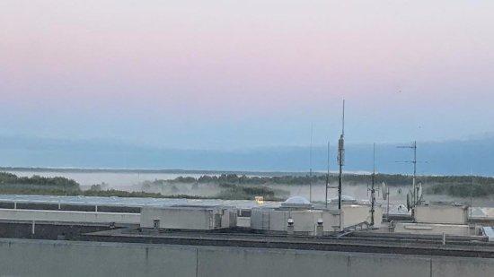 Arlandastad, Σουηδία: View from my window on 7th floor