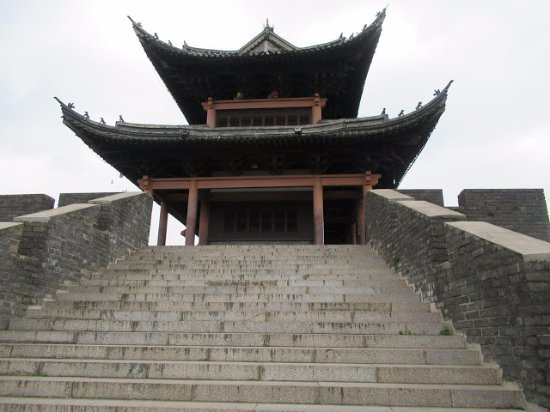 Old City Wall of Song Dynasty: 宋代古城牆