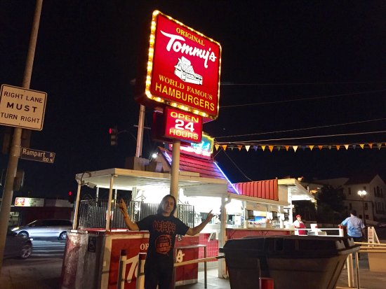 Tommy's Original Hamburger: Old school since 1946