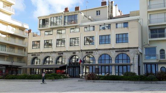 Hotel Cafe de Paris : 20170914_182257_large.jpg