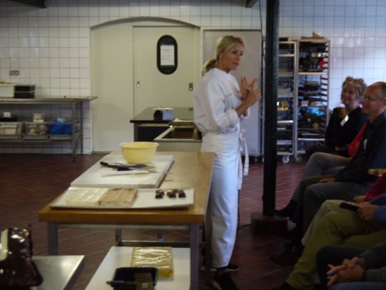 Nieuwveen, Riga Ranch, workshop bonbons maken