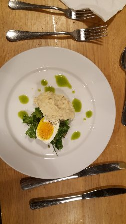 Axminster, UK: Food at River Cottage