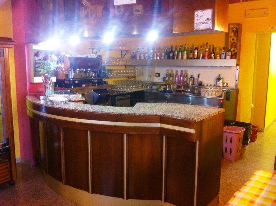 Pont-Saint-Martin, Italien: Bar del Ristorante Cinese Ting Nan