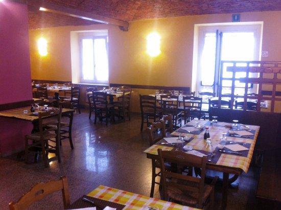Pont-Saint-Martin, Italien: Seconda sala da pranzo e cena del Ristorante Cinese Ting Nan