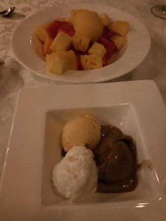 Brunton Boatyard: Dessert