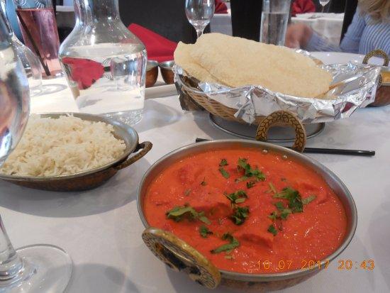 Pontyclun, UK: Excellent indian food.