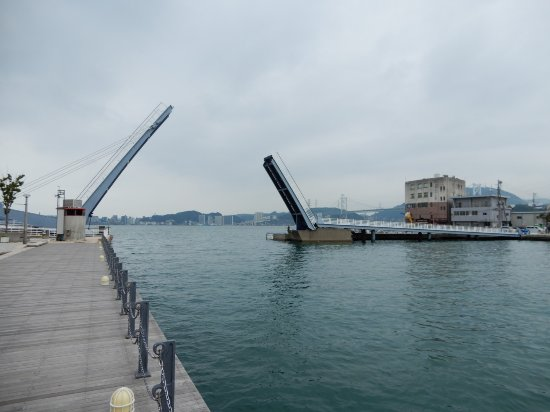 Blue Wing Moji : 藍翼大橋