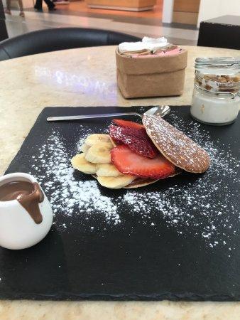 Farwaniya, Kuwait: Very good pancake breakfast