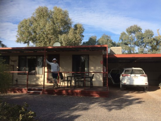 Flinders Ranges National Park, Australia: 2 bedroom cabin