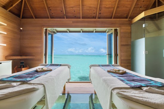 Conrad maldives rangali island 2018 resort reviews for Hotel conrad maldivas islas rangali