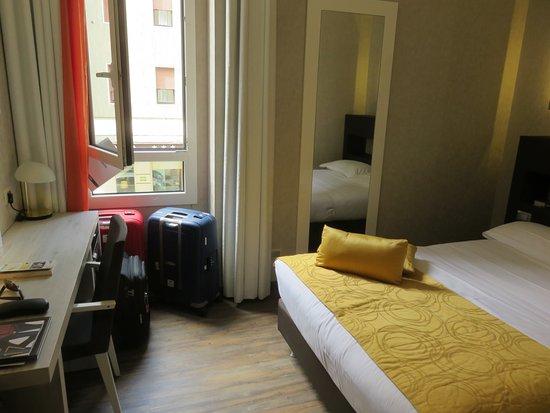 """C-Hotels Atlantic: Chambre dite """"économique"""" à 150€"""