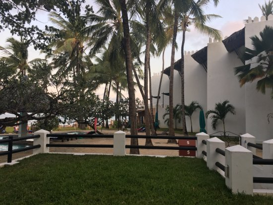 Bamburi Beach Hotel Fire