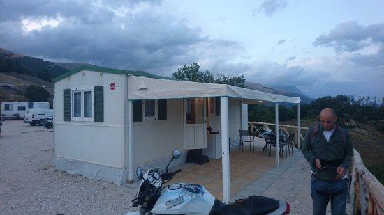 Accumoli, อิตาลี: I bungalow