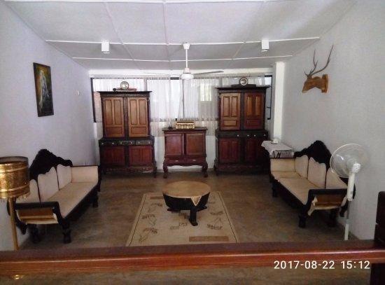Brookside Resort: Inside Hotel