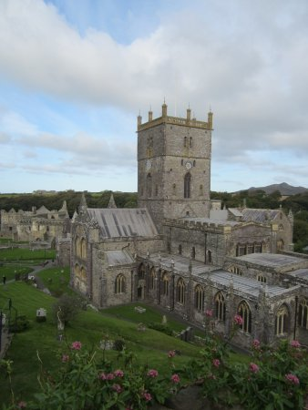 St Davids, UK: St David's Cathedral