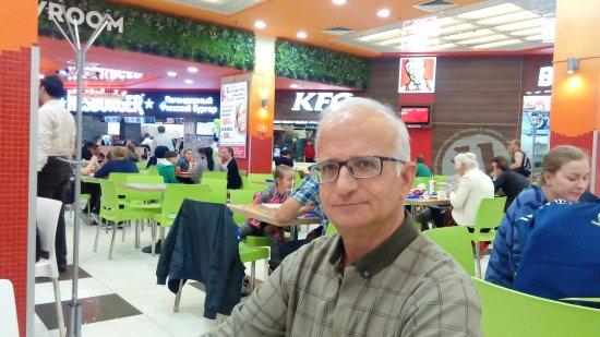 ฮอลิเดย์อินน์ เซนต์ปีเตอร์สเบิร์กมอสโกสกีโวโรต้า: kazem Ziyari