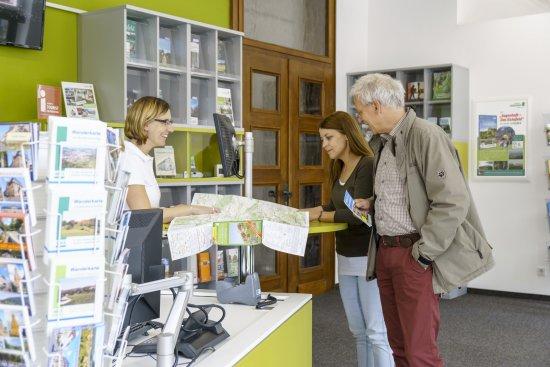 Heilbad Heiligenstadt, Germany: Freundliche, ausführliche und individuelle Beratung direkt im Zentrum der Stadt.