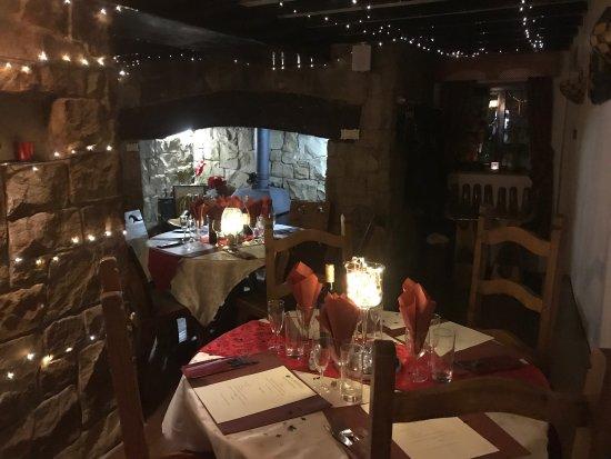 Llandegla, UK: A birthday celebration at the crown