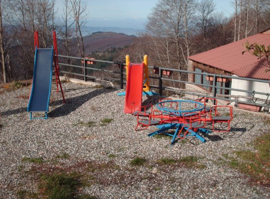Gambarie, Italy: Parco giochi