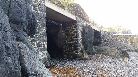 Mullion, UK: Secret Entrance