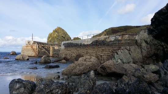 Mullion, UK: Harbour View