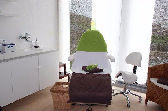 Idstein, Γερμανία: Kosmetik - Behandlungsraum