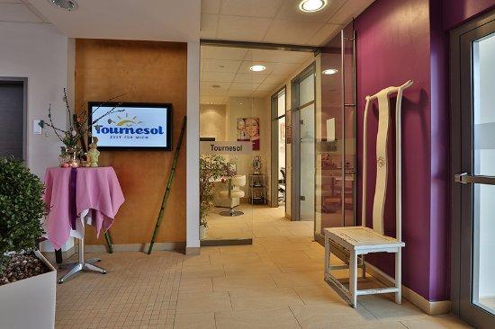 Idstein, Γερμανία: Eingangsbereich Beauty SPA