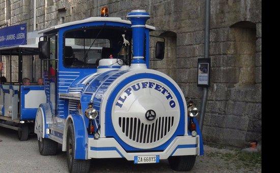 Lavarone, Italy: il trenino