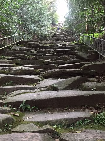 Miyakonojo, اليابان: 鬼岩階段