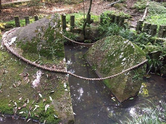 Miyakonojo, اليابان: イザナギが切った神石