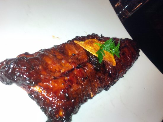 Pioneer's Grill: Ribs